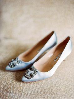 Inspire-se com estas ideias para decoração o seu casamento em tons de azul. Vai apaixonar-se por todas! Image: 11