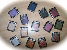 Sally Girl Eyeshadow Connecting Compacts - .99 each at @Sally McWilliam Beauty supply stores