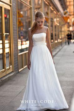 Suknia ślubna Joyce / Kolekcja White-Code 2016