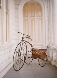 Understated elegance and heartbreaker bike