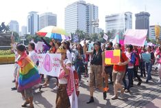 LGBT people viewed negatively, but accepted as Indonesian citizens, Asia News - AsiaOne