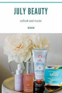 Here are products to refresh your skin! - M Loves M @marmar