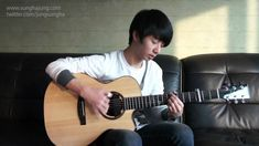 (Adele) RolIing In The Deep - Sungha Jung