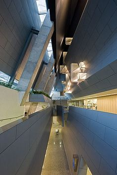 Federal building in San Francisco By Morphosis Architects