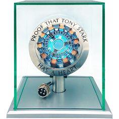 Enthalpy 1: 1 Iron Man Arc Reactor MK1 Modelo de metal Caja de