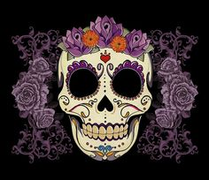 LOVE this! My hippy scull. :)