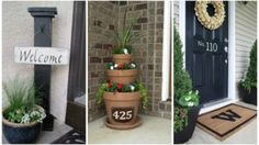 20  Easy DIY Curb Appeal Ideas On A Budget - Decorextra