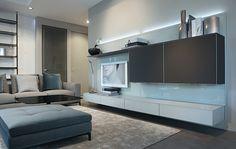 Showroom Cosenza | Rimadesio in Italia: porte scorrevoli in vetro e alluminio, librerie, cabine armadio
