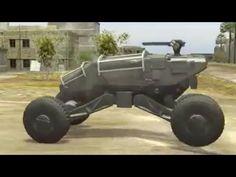 DARPA's Revolutionary New Tank Focuses On Agility - YouTube