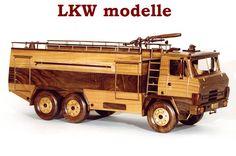 the fire brigade truck
