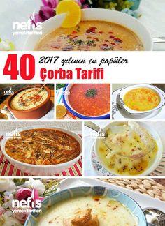 2017'nin En Beğenilen 40 Değişik Çorba Tarifi - Nefis Yemek Tarifleri