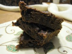 Coconut Flour Sweet Potato Brownies Recipe photo -need some alterations, but can be yummy and good for you