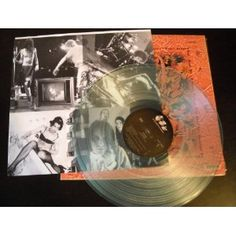 Nirvana In Utero, clear limited edition