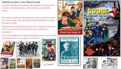 Wrinkles on my Timeline Books: Edmondo de Amicis - Cuore (Inima de Copil)