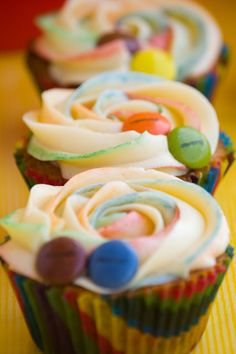 Cupcakes are my new love: Cupcakes de Lacasitos