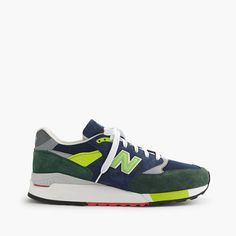 J.Crew - Limited-edition New Balance® for J.Crew 998 royalty sneakers
