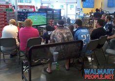 "People Of Walmart Pic 18.    "" Roll Tide"""