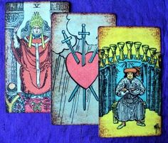 Advice for Hierophant, 3 of Swords and 9 of Cups tell us to respect our own natural healing processes to get better. It's all about healing! The Hierophant, Tarot Readers, Tarot Decks, Natural Healing, Respect, Pixie, Things To Come, Fixie, Tarot Cards