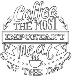 Coffee Break - The Most Important Meal of the Day_image