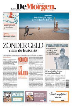 DeMorgen. - Newspaper - World's Best winners in print and digital honored