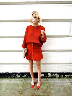 """Pandora Sykes, featureredaktör och """"Wardrobe Misstress"""" för The Sunday Times Style, berättar hon om sin stil och hur hon vill klä sig i höst/vinter."""