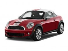 Mini Cooper Coupe - just like mine!  So much fun.