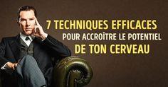 7Techniques pour stimuler tes compétences intellectuelles avant d'aller autravail