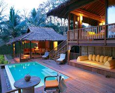 Hideaway Pool Villa Suite - Six Senses Thailand