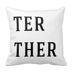 Better together pillow for couples Best selling couple throw pillow, when placed together reads: Better together