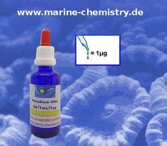 Spurenelemente i. Meerwasser-aqua Vanadium