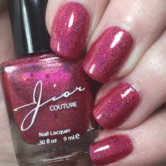Jior Couture Mystery Polishes