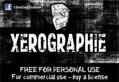30+ Free Unique Grunge Fonts