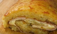 Roulade i stedet for kartoffelpandekager! Lasagna, Sandwiches, Dinner, Ethnic Recipes, Food, Dining, Food Dinners, Essen, Meals
