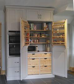 60 best larder images in 2016 cuisine design kitchen cupboards rh pinterest com