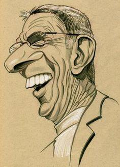 Leonard Nimoy (by Zack Wallenfang)