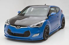 Hyundai Veloster's I shoulda Bought Blue :(