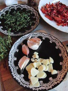 PASTU domov: Sušená rajčata v oleji Opi, Acai Bowl, Breakfast, Acai Berry Bowl, Morning Coffee