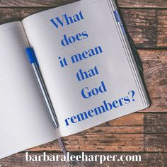 God Remembered | Stray Thoughts