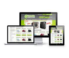 Diseño del Sitio Web de Ayacucho Computación