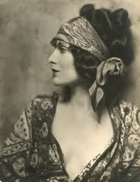 1920s head scarves - Google Search