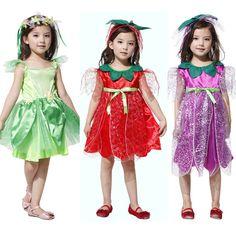 Disfraces de halloween para chicas chicas el mago de oz verde bosque bosque elf fairy costume cosplay dress para las niñas