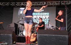 Trinity Bradshaw Saturday August 2 2014  Boots and Hearts 2014 SiriusXM Emerging Artist Finalist