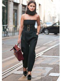 Fashion's World Capital: Miroslava Duma