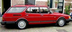 Saab 900 classic Safari