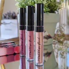 Matte lipsticks 593490057127536630 - Nu Skin Powerlips Fluid Matte Lipsticks – Her Quarters Source by nadia_slabbert Matte Lipstick Shades, Mac Lipstick Swatches, Matte Lipsticks, Lime Crime Lipstick, Liquid Lipstick, In Cosmetics, Benefit Cosmetics, Eyeshadow Palette, Makeup Lips