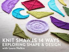 Discover 14 ways to shape custom shawls that show off your unique aesthetic.
