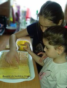 Prajitura Tosca - Bunătăți din bucătăria Gicuței