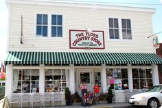 The Floyd General Store, Floyd, VA - home of the Friday night jamboree