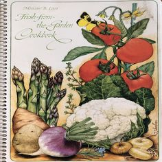Country Green Beans (using bacon and tomato, Miriam Loo, Side Dishes, Vegetables Spinach Manicotti, Cheese Manicotti, Broccoli Souffle, Gourmet Recipes, Vegan Recipes, Cottage Cheese, Vintage Recipes, Beets, Food Print