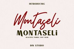 Smart Buys! Introducing Montaseli - Font Duo Montaseli Is A Beautiful Unique Pairing Font starting from €3.60 See more. 🤓 #Text #Typography #Sign #Letter #Design #Vector #Brush #Legature #Illustration #Calligraphy Modern Sans Serif Fonts, Modern Fonts, Script Logo, Handwritten Fonts, Cool Fonts, New Fonts, Professional Fonts, Commercial Use Fonts, Envato Elements